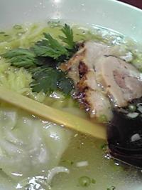 本丸亭 塩らー麺