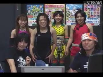 6人タッグで「初勝利」を挙げた帯広代表が番組最後恒例の「締め」