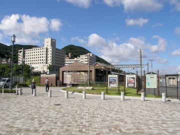 九州鉄道記念館(の入口)