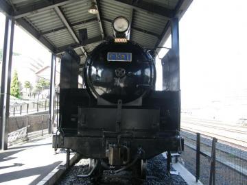 C59型蒸気機関車