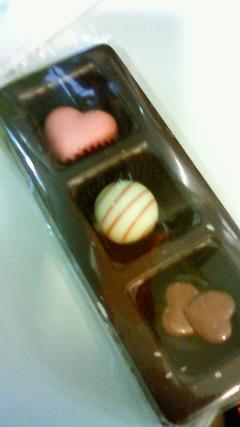 チョコセット