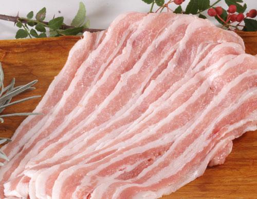 バラスライス肉