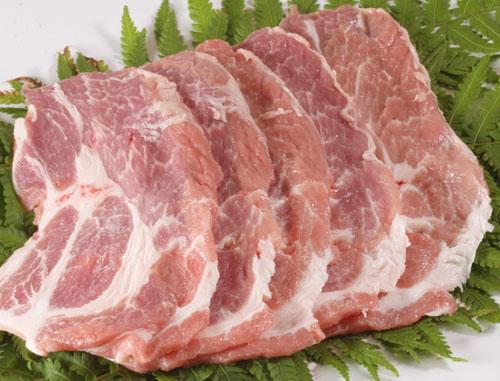 焼き肉スライス
