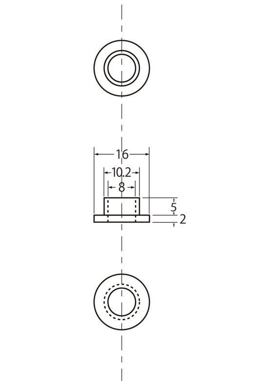 505-ワンオフ-ブレーキカラー
