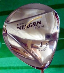 NEXGEN ND-001 D-Spec 7.5度 ソール 小