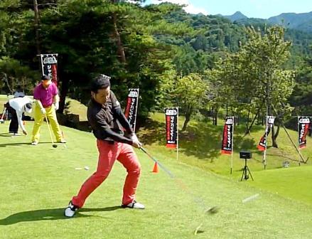 松山コーチ インパクト syou