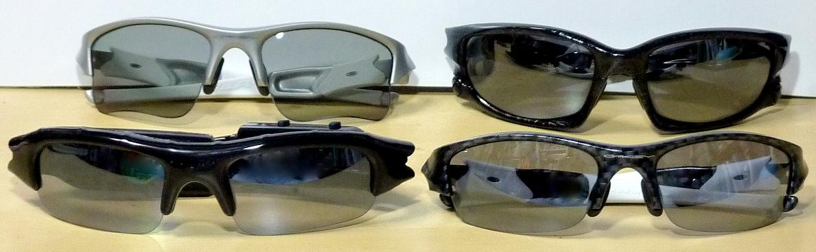sunglasses DVR 中
