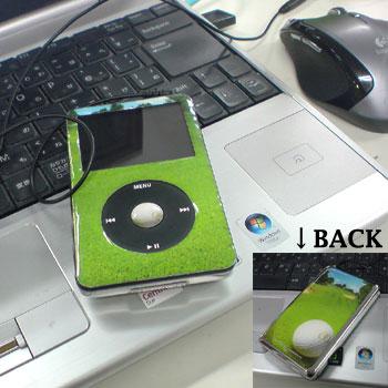 iPod ゴルフ!スキン