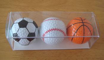 スポーツゴルフボール!