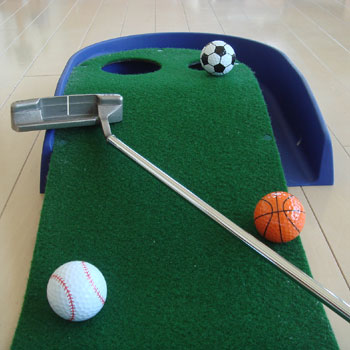 スポーツ&サッカー ゴルフボール
