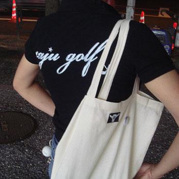 caju golfer in town