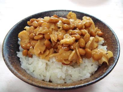 そぼろ納豆2