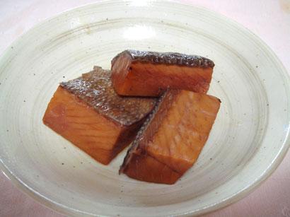 鮭の焼き漬け3