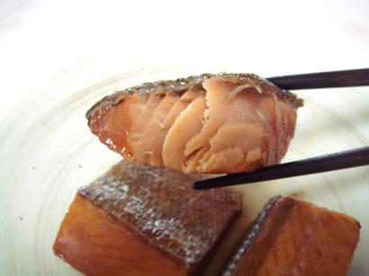 鮭の焼き漬け4