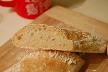 捏ねないパン1day