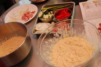 お惣菜とBaking Session #3-1