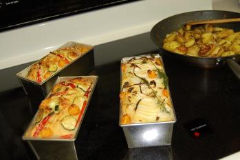お惣菜とBaking Session #3-3