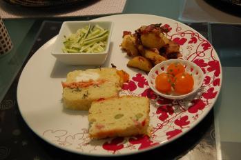 お惣菜とBaking Session #3-4