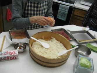 手まり寿司1