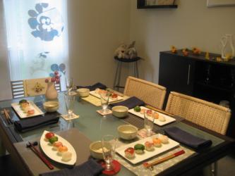 手まり寿司2