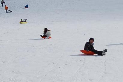 大雪の後2010265