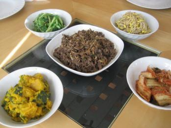 Korea recipe