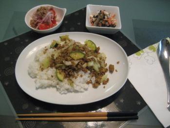 お惣菜とBaking Session #4-3