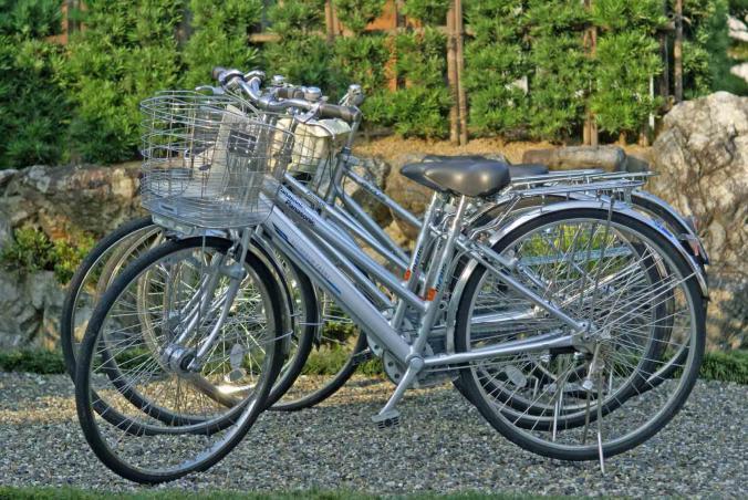 5台自転車