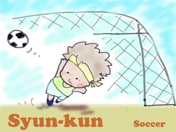 syunサッカー