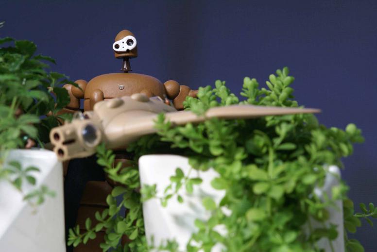 ラピュタ・ロボット兵