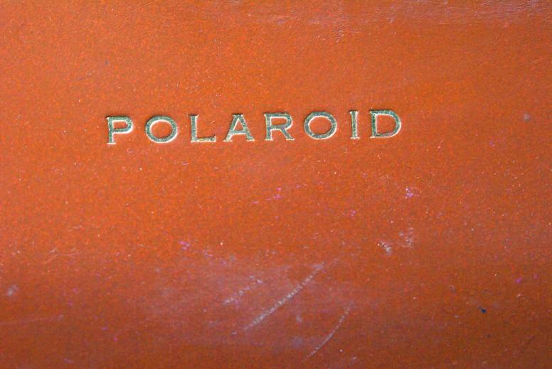 polaroidバッグ