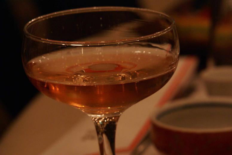pinkシャンパン