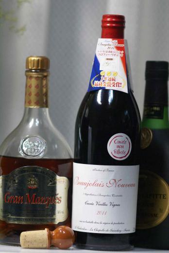 beaujolais nouveau 2011