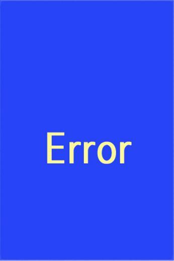 blue-error