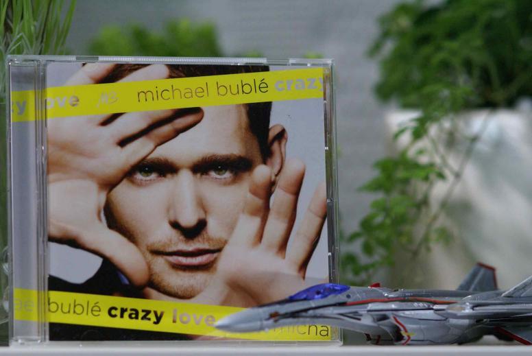michael crazy