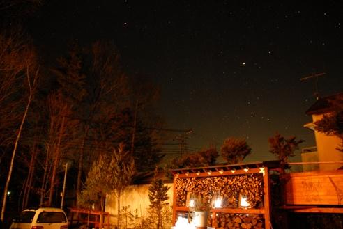 冬の夜空 090