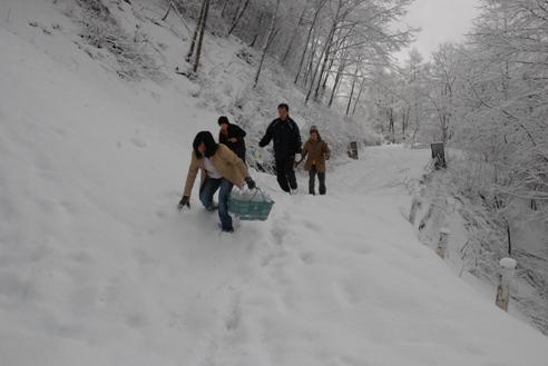 冬の分杭峠 006