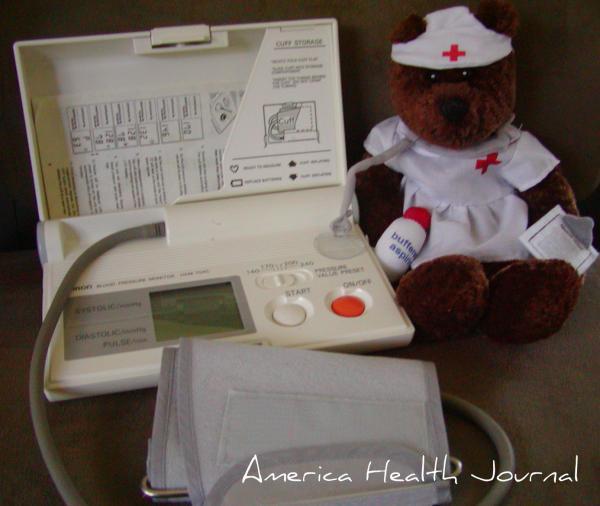 家庭用の血圧測定器