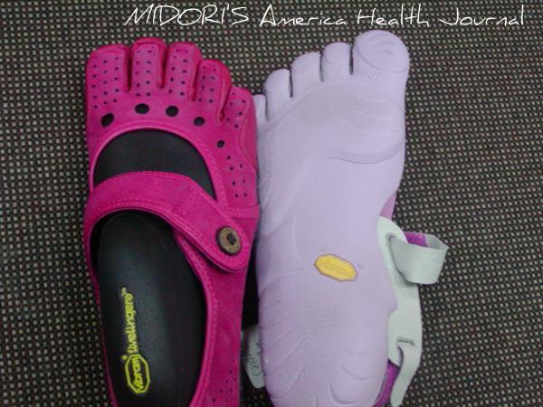 フィンガーファイブ finger five shoes