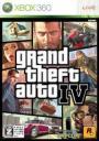 【Xbox 360】グランド・セフト・オートIV