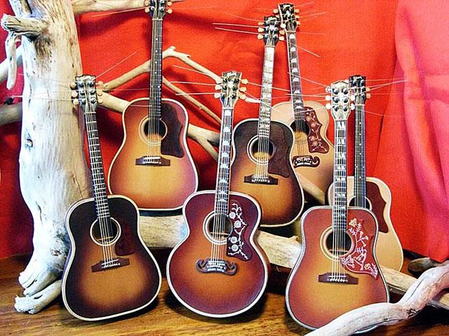 レザーギター