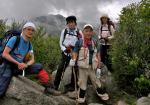 高塚山にて