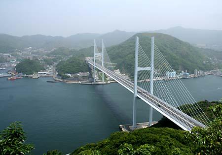 女神大橋全景