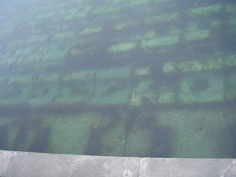 海底ブロック