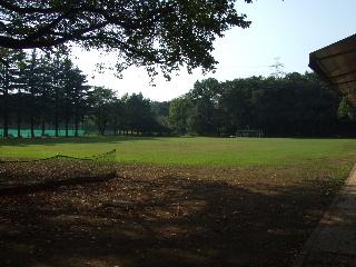 キャンパス庭