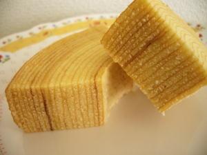 豆乳バームクーヘン2