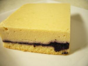 豆乳チーズケーキ4