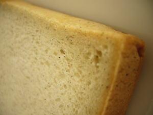 バニラビーンズ食パン4