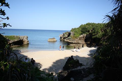 プライベートビーチ1