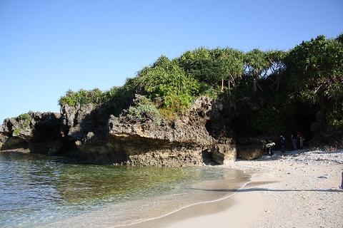 プライベートビーチ4